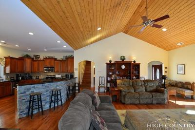 Banner Elk Single Family Home For Sale: 812 Highland Drive