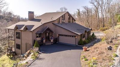 Avery County Condo/Townhouse Under Contract - Show: 81 Fawn Trail #A