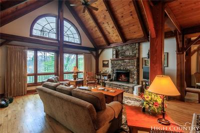 West Jefferson Single Family Home For Sale: 368 Hardwood Hill Drive