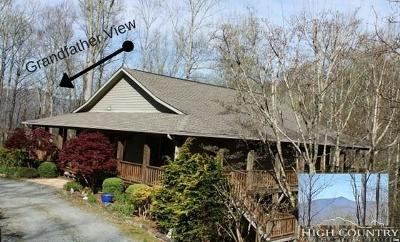 Blowing Rock Single Family Home Under Contract - Show: 208 Artists Alley