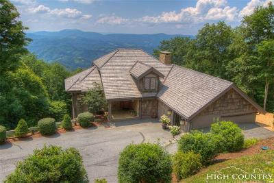 Watauga County Single Family Home For Sale: 837 Acorn Nvno