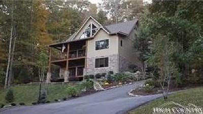 Newland Single Family Home For Sale: 811 Hemlock Drive