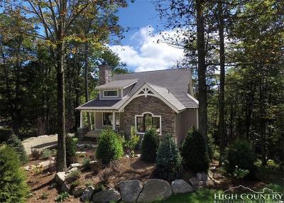Blowing Rock Single Family Home For Sale: 646 Sweetgrass Drive