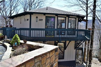 Beech Mountain NC Single Family Home Under Contract - Show: $199,900