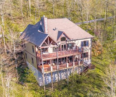 Avery County Single Family Home For Sale: 1226 Grouse Moor Drive