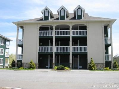 Ashe County Condo/Townhouse For Sale: 135 Birkdale Court #B5