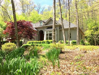 Linville Ridge Single Family Home For Sale: 109 Rock Ledge Lane