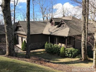 Linville Single Family Home For Sale: 127 Fox Den Loop