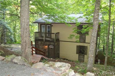Sugar Mountain Single Family Home For Sale: 1444 Grouse Moor Drive