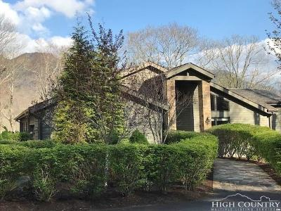 Avery County Single Family Home For Sale: 1150 Vista Way #11