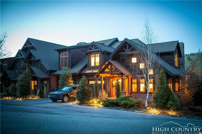 Watauga County Condo/Townhouse For Sale: 138 South Camp Road #104