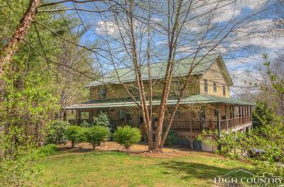 Boone Single Family Home For Sale: 276 All Hallows Road