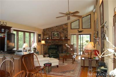 Linville Single Family Home For Sale: 276 Snowshoe Loop