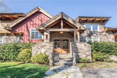 Blowing Rock Single Family Home For Sale: 152 E Stone Drive