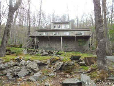 Watauga County Single Family Home For Sale: 403 Cliffside Lane