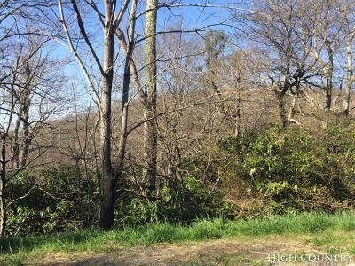 Avery County, Watauga County Residential Lots & Land For Sale: Tbd Snow Ridge Road
