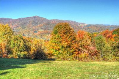 Avery County, Watauga County Residential Lots & Land For Sale: Tbd Meadows Lane