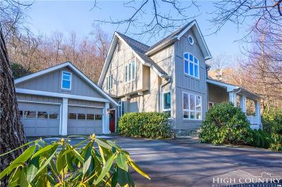 Blowing Rock Single Family Home Under Contract - Show: 367 Fairway 11 Court