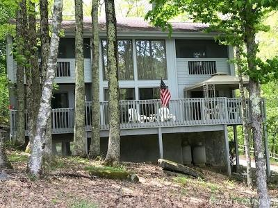 Beech Mountain NC Single Family Home For Sale: $379,000