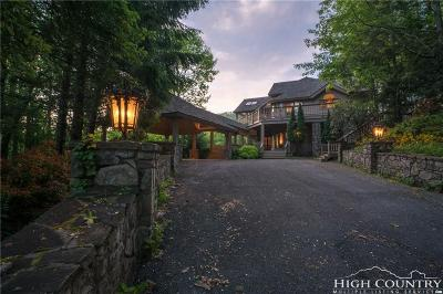 Boone Single Family Home For Sale: 1992 Hickory