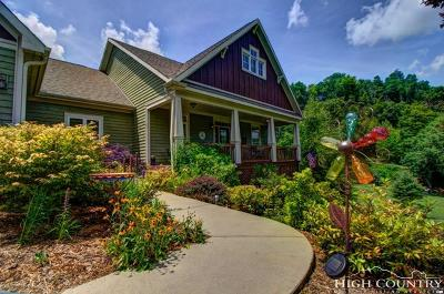 Blowing Rock Single Family Home For Sale: 172 Cielo Rd