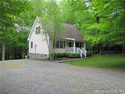 Alexander County, Caldwell County, Ashe County, Avery County, Watauga County, Burke County Single Family Home For Sale: 607 Charter Hills