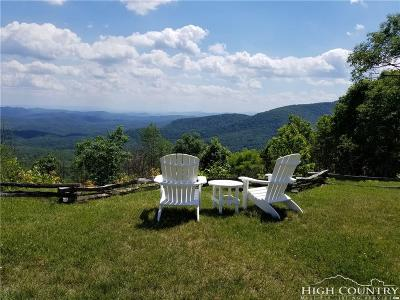 Avery County, Watauga County Residential Lots & Land For Sale: 1244 Reynolds Parkway