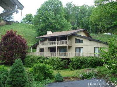 Mountain Glen Single Family Home For Sale: 700 Azalea Drive