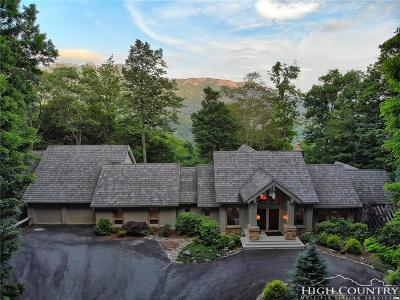 Avery County Single Family Home For Sale: 1014 Ridge Drive