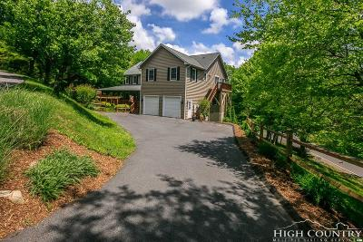 Watauga County Single Family Home For Sale: 116 Picasso Drive