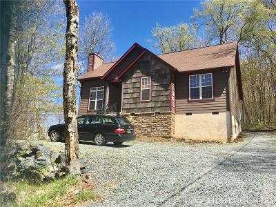 Watauga County Single Family Home For Sale: 101 Skiview Lane