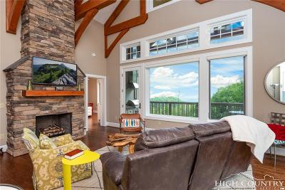 Watauga County Condo/Townhouse For Sale: 116 Red Tail Summit #CJ-6