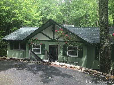Beech Mountain Single Family Home Under Contract - Show: 161 Pond Creek