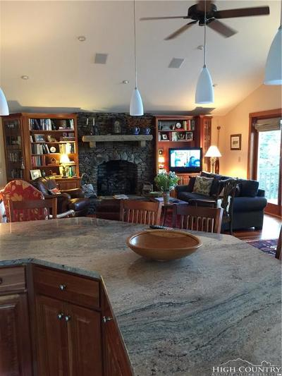 Blowing Rock Single Family Home Under Contract - Show: 1104 Alpine Drive