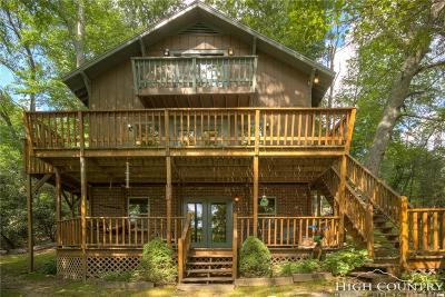 Ashe County Single Family Home Under Contract - Show: 1801 Panorama Drive