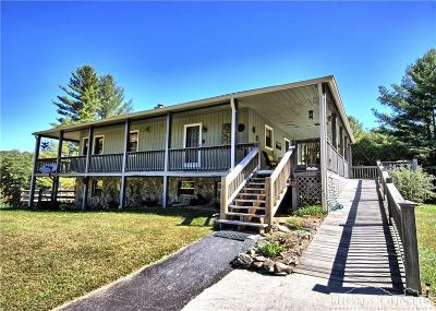 Ashe County Single Family Home For Sale: 399 Lumina Lane