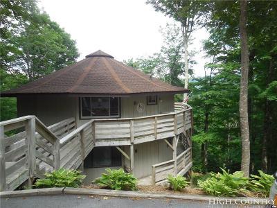 Sugar Mountain Condo/Townhouse For Sale: 315 Timber Ridge C8 Drive