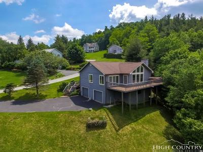 Blowing Rock Single Family Home For Sale: 400 Fairfield Lane