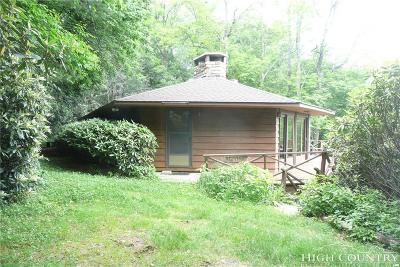 Avery County Single Family Home For Sale: 919 Ayers Road