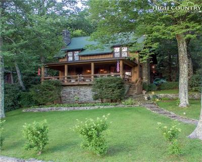 Watauga County Single Family Home For Sale: 768 Goforth Road
