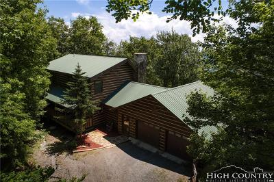 Boone Single Family Home For Sale: 1304 Blackberry Road