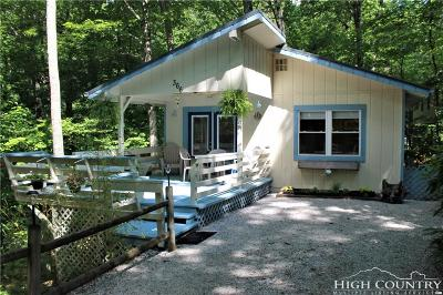 Avery County Single Family Home For Sale: 366 Laurel Hills Road