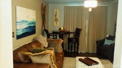 Beech Mountain NC Condo/Townhouse For Sale: $52,900