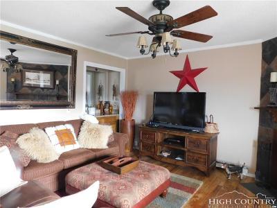 Beech Mountain NC Condo/Townhouse For Sale: $114,900