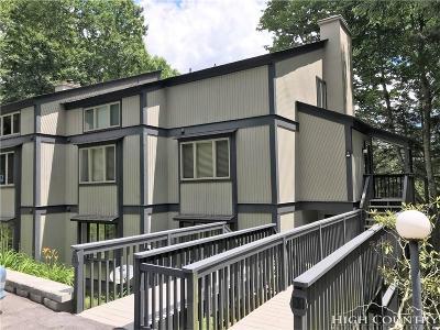 Sugar Mountain Condo/Townhouse For Sale: 200 Glenwood Lane #J-33