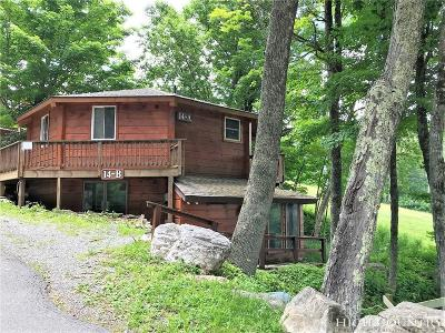 Avery County Single Family Home For Sale: 690 Briarcliff Road #A & B