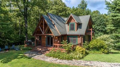 Watauga County Single Family Home For Sale: 151 Stardance Trail