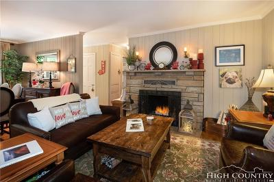 Blowing Rock Single Family Home For Sale: 206 Spruce Road