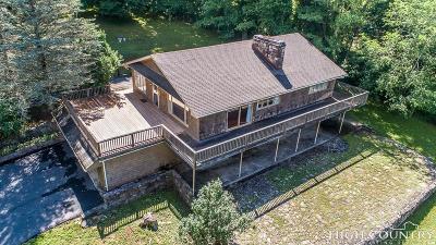 Banner Elk Single Family Home For Sale: 300 Elk Hill Drive