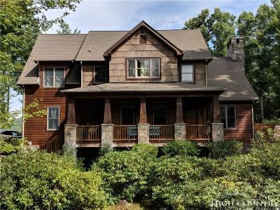 Boone Single Family Home For Sale: 296 Apple Blossom Lane